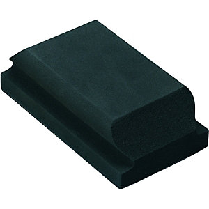 Wickes Non-Slip Assorted Sanding Block Kit - Pack of 3