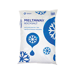 Tarmac Meltaway Rock Salt Large Bag - 25kg
