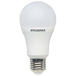 Sylvania LED GLS Non Dimmable Frosted E27 Light Bulb - 15W