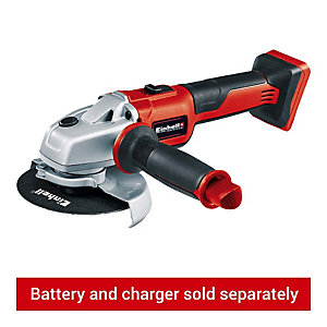 Einhell Power X-Change 18V Axxio Cordless Angle Grinder - Bare