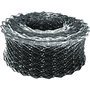 Wickes Galvanised Steel Reinforcing Mesh - 115mm x 20m