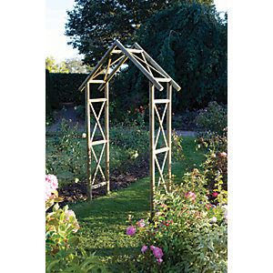 Arches Arbours Arches Arbours Gazebos Wickescouk