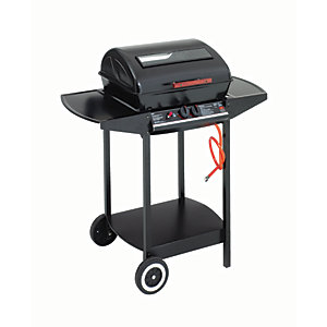 Landmann Grill Chef Dual Burner Gas BBQ - Black