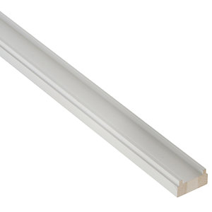 Wickes Primed Baserail - 3.6m