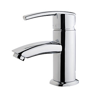 Wickes Versaille Basin Mixer Tap - Chrome