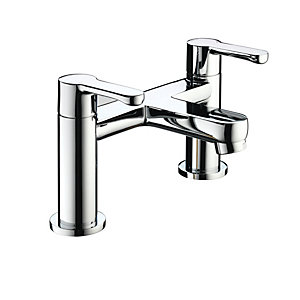Bristan Nero Bath Filler Tap - Chrome