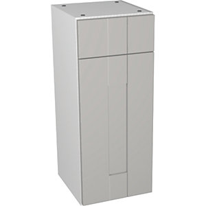 Wickes Vermont Grey Fitted Drawerline Base Unit - 300 mm