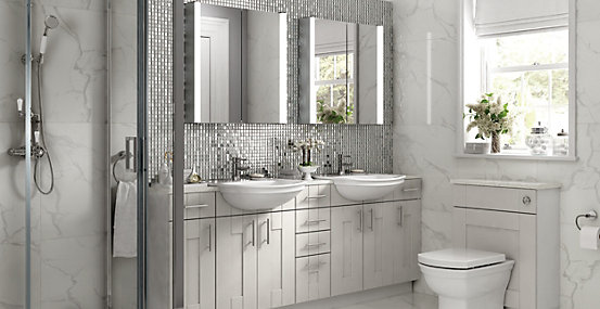 Vermont - Fitted Bathroom Furniture
