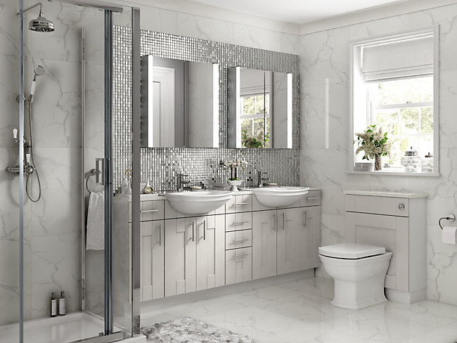 Bathroom Furniture Cabinets Bathrooms Wickes Co Uk