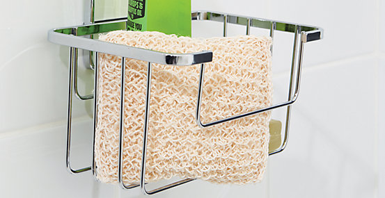 Bathroom Fittings - Toilet roll holders, towel rings, shower baskets, soap dishes and more