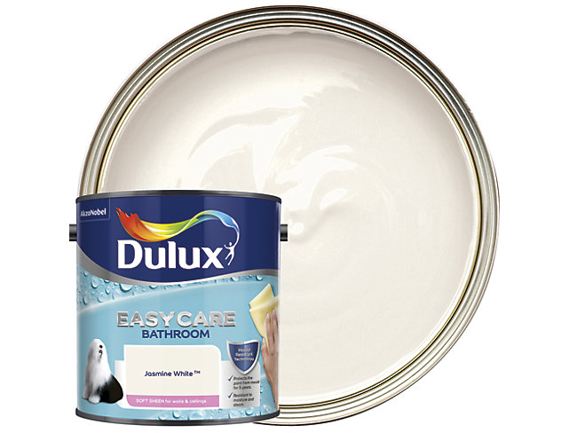 Dulux Easycare Bathroom Colour Emulsion 2.5L Paint