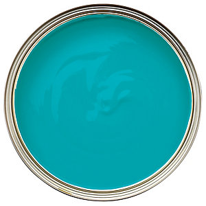 Wickes Colour @ Home Bathroom Soft Sheen Emulsion Paint - Ocean Drive 2.5L