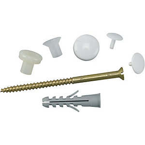 Fischer WB5N - WC Pan to Floor Side Fixing Set