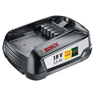 Bosch PBA 18V 2.5Ah Li-ion W-b Battery Pack