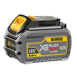 DeWalt DCB546 18V - 54V Xr Flexvolt Battery 6.0AH