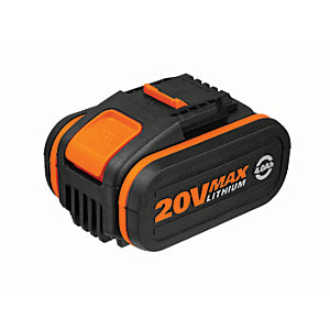 Worx WA3553 Powershare 20V Li-ion 4.0Ah Sliding Battery