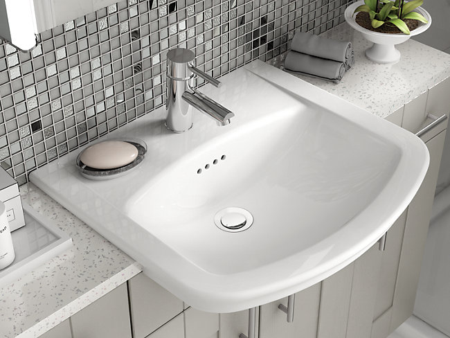 Bathroom Sinks Wash Basins Bathrooms Wickes Co Uk