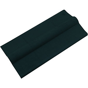 Onduline Black Ridge Piece for Bitumen Corrugated Sheets 485 x 1000mm