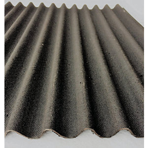 Watershed Roofing Kit for 6 x 12ft Apex Roof- WA18-400-428