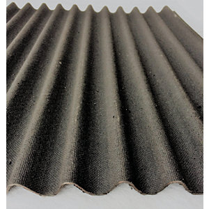 Bitumen Corrugated Sheets Amp Trims Roofing Wickes Co Uk