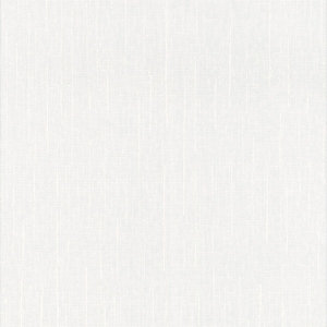 Graham & Brown Paintable Textured Blown Vinyl Wallpaper Brushstroke White - 10m