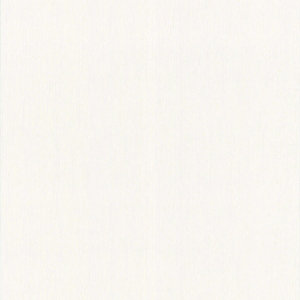 Graham & Brown Paintable Textured Blown Vinyl Wallpaper String White - 10m