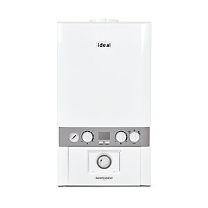 Ideal Independent Combi Boiler with built-in timer - 35kW