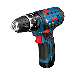 Bosch Professional GSB 12V LI-2 Li-Ion 4.0Ah Cordless Combination Drill