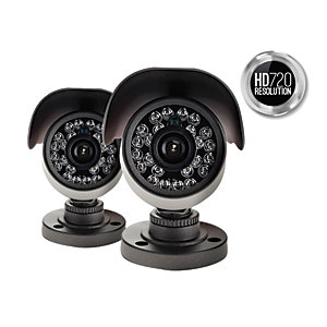 Yale Smart Living HD720p Bullet Cameras - Pack of 2