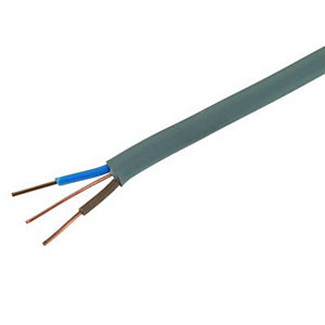 Wickes Twin & Earth Cable - 1.5mm2 x 7.5m