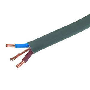 Wickes Twin & Earth Cable - 10mm2 x 5m