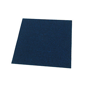 Wickes Carpet Flooring Tile - Dark Blue 500 x 500mm