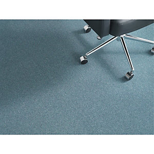 Wickes Carpet Flooring Tile - Green 500 x 500mm
