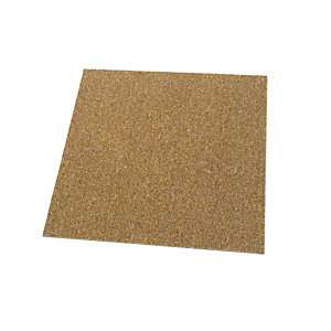 Wickes Carpet Flooring Tile - Mustard 500 x 500mm