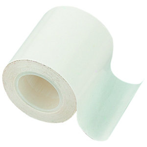 Wickes Double Sided Carpet Tape - White 50mm x 5m