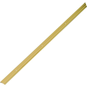 Wickes Carpet Cover Trim Gold Effect - 900mm