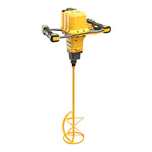 DEWALT DCD240X2-GB 54V XR 2 x 9.0Ah Flexvolt Paddle Mixer