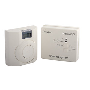 Drayton Digistat RF601 Wireless Plus Room Thermostat
