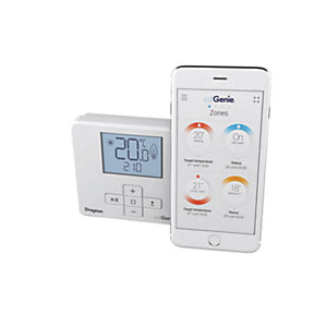 Drayton Migenie Dual Programmer & Room Thermostat