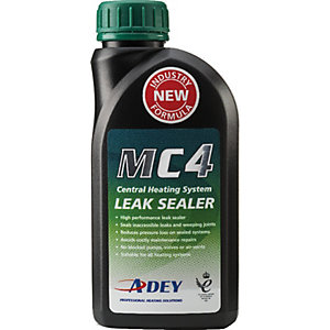 Adey MC4 MagnaClean Central Heating System Leak Sealer Liquid - 500ml