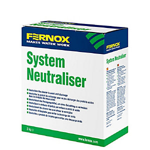 Fernox 61009 Central Heating System Neutraliser - 2kg