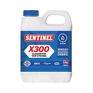 Sentinel X300 New Central Heating System Cleaner - 1L