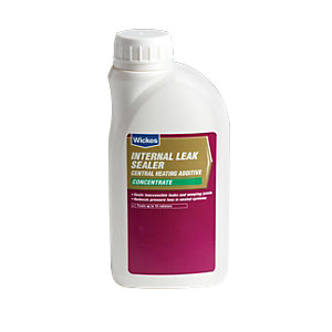Wickes Central Heating System Internal Leak Sealer - 500ml