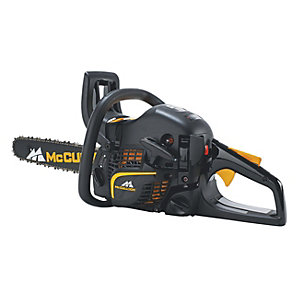 McCulloch CS410 Elite Petrol Chainsaw 41cc