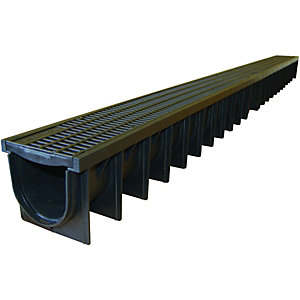 Channel Drainage Guttering Amp Drainage Wickes Co Uk
