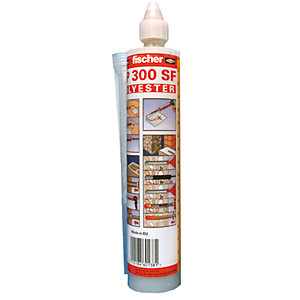 Fischer Styrene-free Polyester-Injection Resin 300 ml