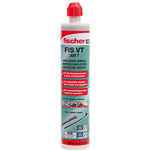 Fischer Vinylester Injection Resin - 300ml