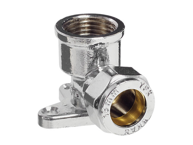 Chrome Compression Fittings