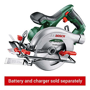 Bosch PKS 18 V Li-Ion Cordless Circular Saw - Bare