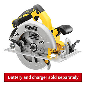 DEWALT DCS570N-XJ 18V XR Brushless 184mm Cordless Circular Saw - Bare